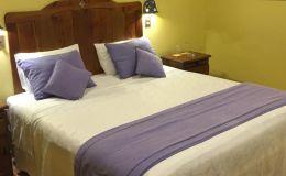 Habitación Doble Matrimonial Hotel Santa Barbara
